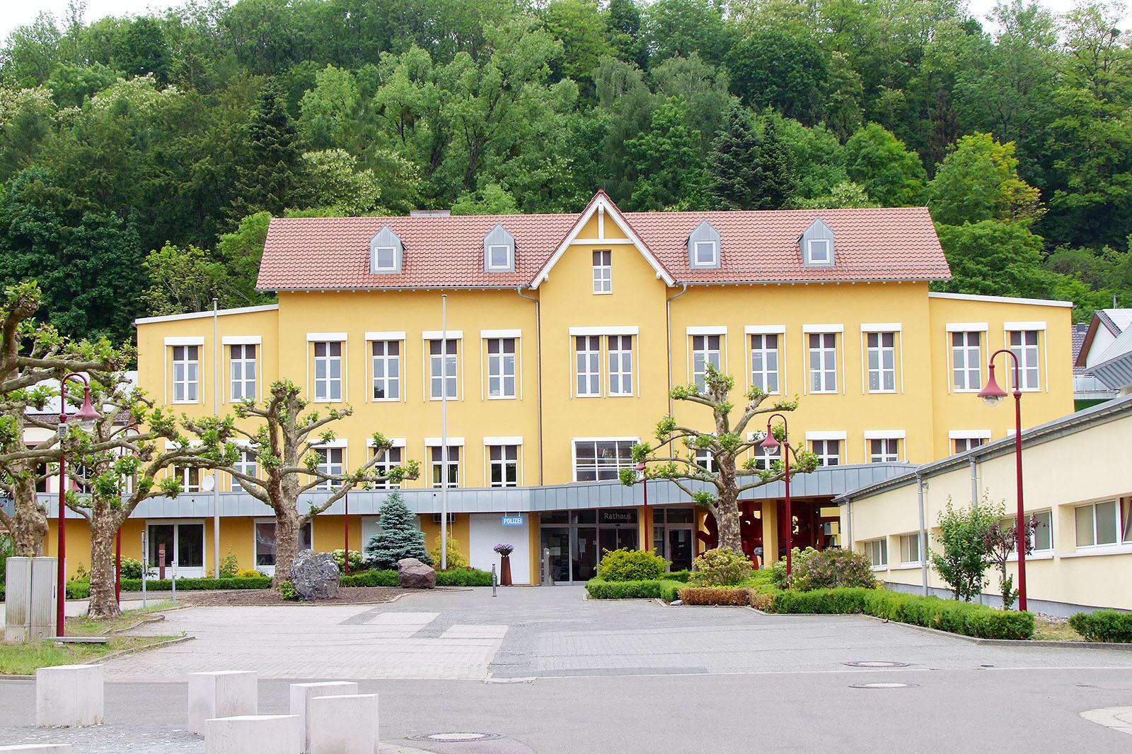 Rathaus Beckingen